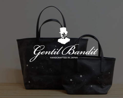 【GENTIL BANDIT】 Blackcamo Collection