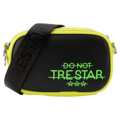ミニ ショルダー (BLACK/NEONYELLOW) TMS-01-BLACK-NEONYELLOW